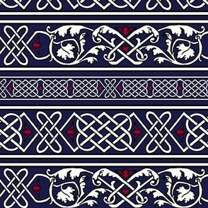 Medieval Border Set