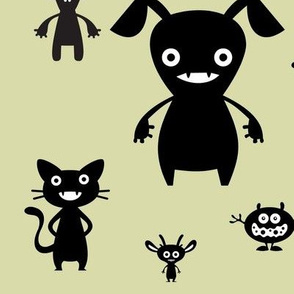 Lil' creatures