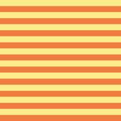 Yellow & orange stripes
