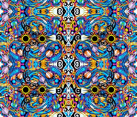Dragon circles