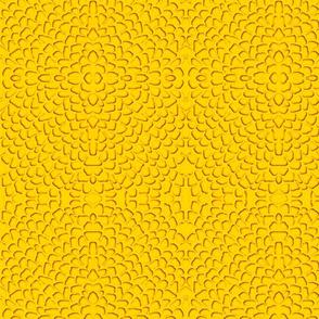 Chrome Yellow Blossoms