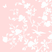 Ames Chinoiserie in peony
