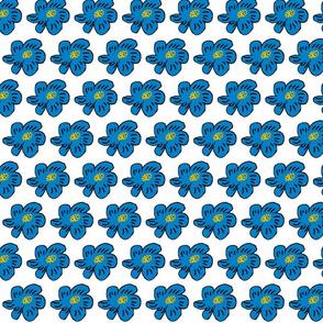 Bluebonnets for Mrs. Pecos Bill