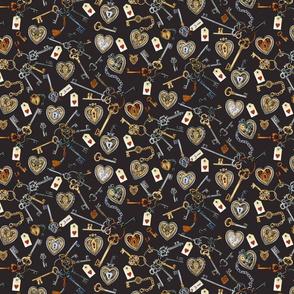 Steampunk Matchmaker Dark Grey