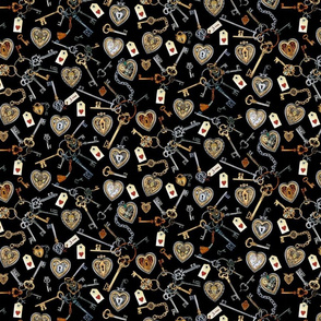 Steampunk Matchmaker Black