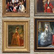 Maison Sassafras des Chouchous ~ Museum Wall ~ Panel A