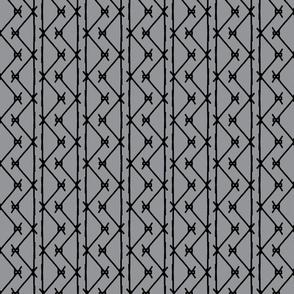Twist & Turn Grey & Black