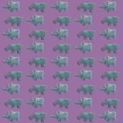 elephant, hippo