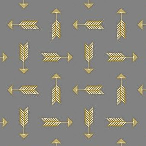 Arrows in Gold