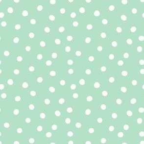 Dots on Mint