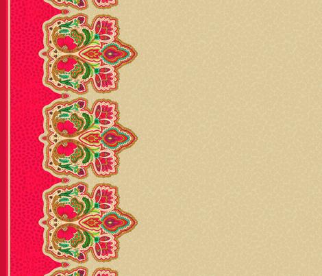Folk Bohemian Skirt