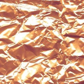 bronze foil