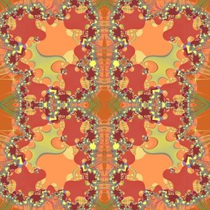 Fractal Autumn Leaves