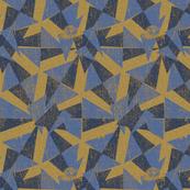 Geometric halo vintage