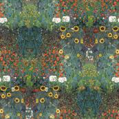 Blooming Garden ~ Klimt