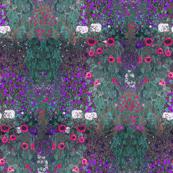 Dreaming Garden ~ Klimt