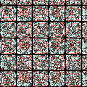 RETRO HYPNOTIC PAVEMENT Small