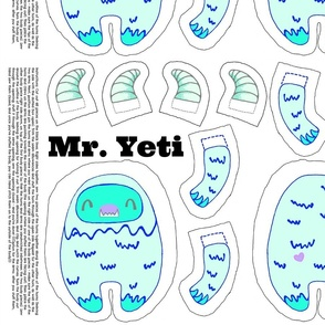 Mr. Yeti