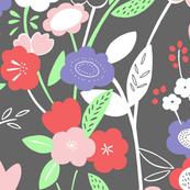 Garden Party (Pastel)
