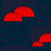 Umbrellas_BleuRouge