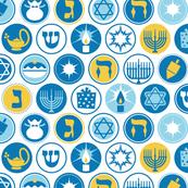 Hanukkah Circles