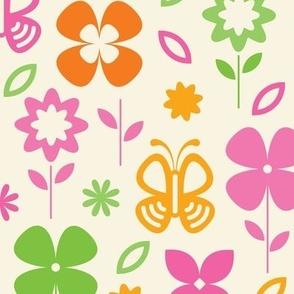 spring Garden Cream