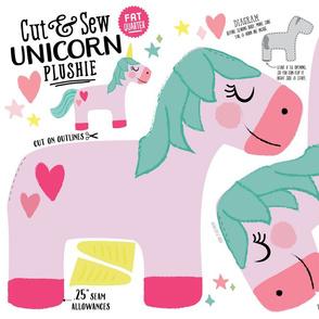 FatQuarter27x18-unicorn