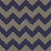 geo zoo chevron mocha midnight