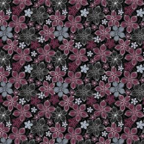 Tropic floral Merlot