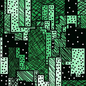 Linen City Green
