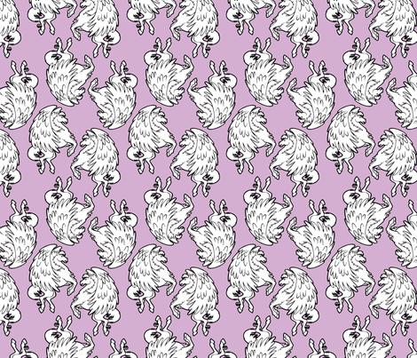 lavender pegasus