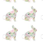 The Shabby Chic Bunny