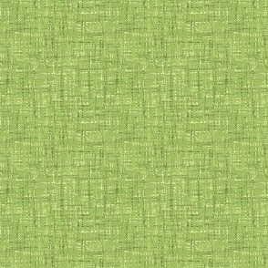 barkcloth in green tea