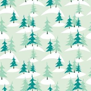 Alpine Tree Forest (Minty)