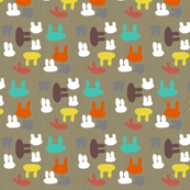 Modern Bunnies