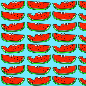 Watermelon Blue