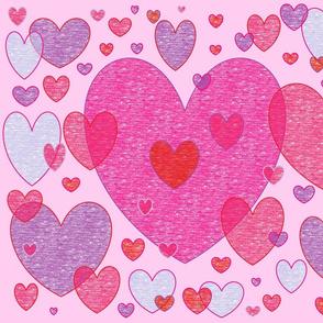 hearts party