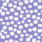 Mini Floral (Lavender)