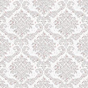 tweedy damask