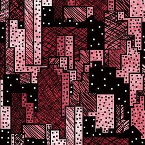 Linen City Red
