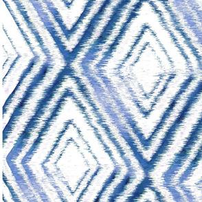 blueikattwrap watercolor