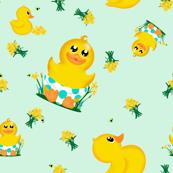 Feeling Ducky