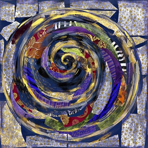Astral swirl