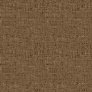 barkcloth in ancient brown