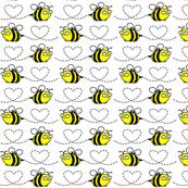 Bumblebees White