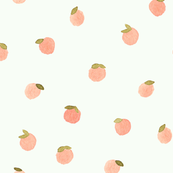 Sweet Peach Polka Dot, Celery