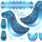 Sam the Sea Dragon