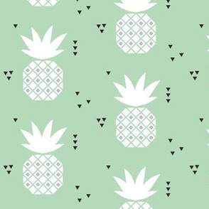 Pineapple mint