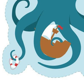 Kraken_and_mermaid_combo_plushie