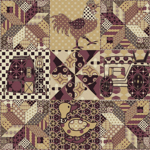 Down on the Farm Quilt